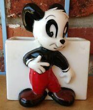 Vintage Andy Panda Planter - 1958 Walter Lantz Character