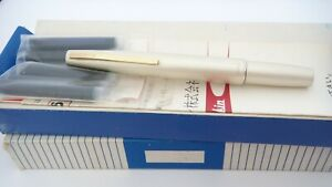 GORGEOUS TEIKIN 546 PEN, IN ORIGINAL BOX, FIRM, EXTRA FINE NIB, JAPAN