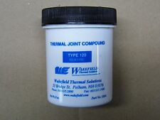 Thermal joint compound type 120 silicone wakefield thermal solutions part: 120-8