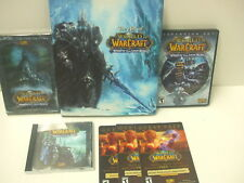 World of Warcraft: The Wrath of the Lich King Art Book -Behind the Scenes & More