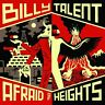 BILLY TALENT : AFRAID OF HEIGHTS - BRAND NEW & SEALED CD^^^
