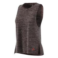 T-shirt, maglie e camicie da donna marrone in cotone taglia L