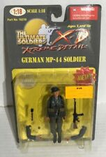 Ultimate Soldier XD WW#2, GERMAN MP-44 SOLDIER Scale 1:18