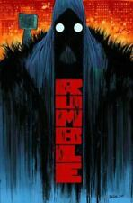 RUMBLE VOL. 1 What Color of Darkness (Graphic Novel Softcover) Brand New