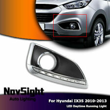 Para Hyundai IX35 2010-2013 coche LED luz diurna luz DRL