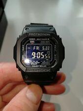 Casio G-shock Men's Solar Powered Digital Wristwatch (GW-M5610)