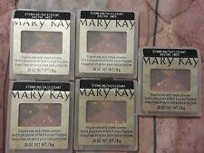 Lot of 5 Mary Kay Filigree Eye And Cheek Powder Stunning 0.32 oz Descontinued