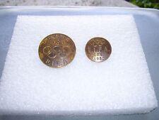 FIFA Congress Berlin 1936 bronze pin badge