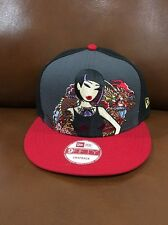 "Tokidoki ""Pink Dragon"" Men's Snapback Hat [TH]"