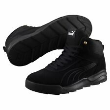 Puma Desierto Schneestiefel Boots Hohe Sneaker Outdoor 361220 Schwarz