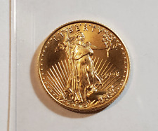 1998 $10 1/4 OZ American Gold Eagle Coin