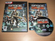 SPACE SIEGE Pc DVD Rom  SEIGE  RPG  FAST DISPATCH