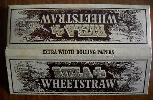 Cartine sigarette Cigarettes rolling papers Zigarettenpapier Papel de fumar