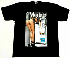 IT'S MODELO TIME FOO T-shirt Mexico Cerveza Mexican Beer Men's T-Shirt Funny