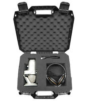 XL Microphone Case fits Blue Yeti Microphone , Shock Mount and More - CASE ONLY