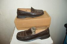 CHAUSSURE  MOCASSIN TOD'S CUIR TAILLE 35 LEATHER SHOES/ZAPATOS/STIVALI  + BOITE