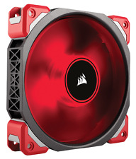 Corsair ML120 PRO Fan LED Color RED PWM Magnetic Levitation 120mm 2400RPM 4-pin