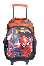 Cartable a roulettes Spiderman