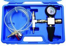 Sistema de refrigeración Dispositivo presión y llenado Enfriador