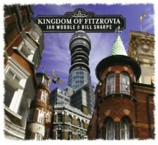 Jah Wobble - Kingdom of Fitzrovia [New CD] Digipack Packaging