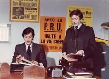 ALAIN DELON LA RACE DES SEIGNEURS 1974 VINTAGE PHOTO ORIGINAL #1