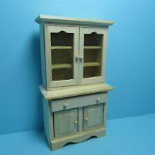 Dollhouse Miniature Unfinished Cabinet / Hutch / Cupboard ~ GW085