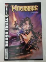 WITCHBLADE #1 IMAGE FIRSTS SPECIAL EDITION (2010) IMAGE COMIC MICHAEL TURNER ART