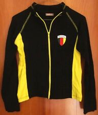 GERMANY juniors soccer jacket Forever 21 small athletic German flag spandex