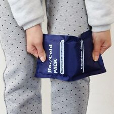 Reusable Hot / Cold Pack Heat Ice Gel Pad For First Aid, Sports Muscle Back Pain