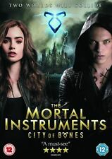 The Mortal Instruments - City Of Bones (DVD, 2014)