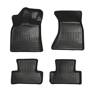 Husky Liners 96401 WeatherBeater Floor Liner Fits 12-17 A6 A6 Quattro S6