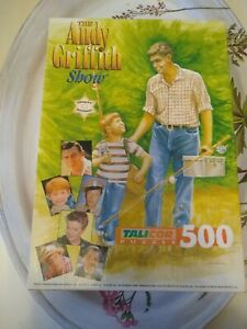 Vintage The Andy Griffith Show - 500 Piece Puzzle 1998 By Talicor