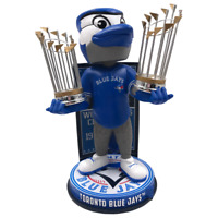 Ace Toronto Blue Jays World Series Champions Mascot Bobblehead MLB