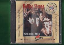 ROLLING STONES - GREATEST HITS I LOVE MUSIC CD NUOVO SIGILLATO