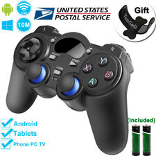 2.4G Wireless Game Controller Gamepad Joystick for Android Tablets Phone PC TV