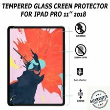 For Apple iPad Pro 11 (2018) Tempered Glass Screen Protector