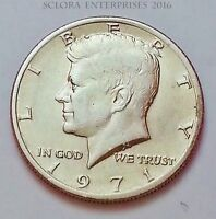 1971 P KENNEDY HALF DOLLAR   **FREE SHIPPING**