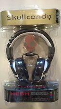 Skullcandy On Ear Headphones - HESH S6HEBZ-BW Driver 50mm MIC