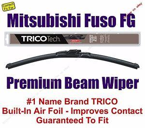 Wiper Blade (Qty 1) Premium - fits 1998-2004 Mitsubishi Fuso FG - 19210