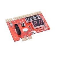 PCI/PCIE/LPC/MINIPCI-E/EC USB PC Diagnostic Post Test Debug Card + LPC Cable