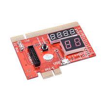PCI/PCIE/LPC/MINIPCI-E/EC USB PC Diagnostic Post Test Debug Card &LPC Cable GR
