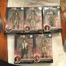 Complete FIREFLY Legacy Collection Action Figures by FUNKO NEW IN BOX! Serenity