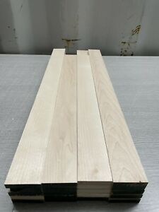 Maple Timber planned Offcuts- inlays - 20 Length @ 48x10x500mm Long