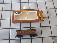 tyco Atchison Topeka And Santa Fe old time car Ho scale
