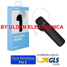 AURICOLARE BLUETOOTH 3.0 ORIGINALE PER SAMSUNG EO-MG920 UNIVERSALE SMARTPHONE