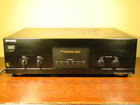 SONY TA-N220 MULTI-CHANNEL STEREO POWER AMPLIFIER TAN220 TA N220 *Made in Japan*