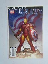Civil War Initiative #1A, 8.0/VF (2007)