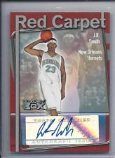 J.R. SMITH 2004-05 TOPPS LUXURY BOX RED CARPET AUTO RC #D 59/135