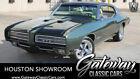 1969 Pontiac GTO  Green 1969 Pontiac GTO PHS Available 400 CID V8 4 Speed Automatic Available Now!