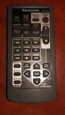 Panasonic MiniDV Video Camera Remote Control N2QAEC000003